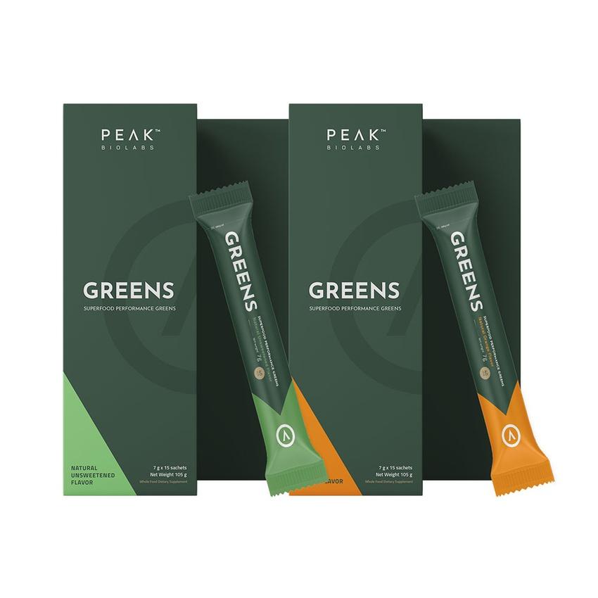 PEAK Greens